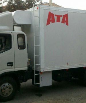 یخچال کامیونت
